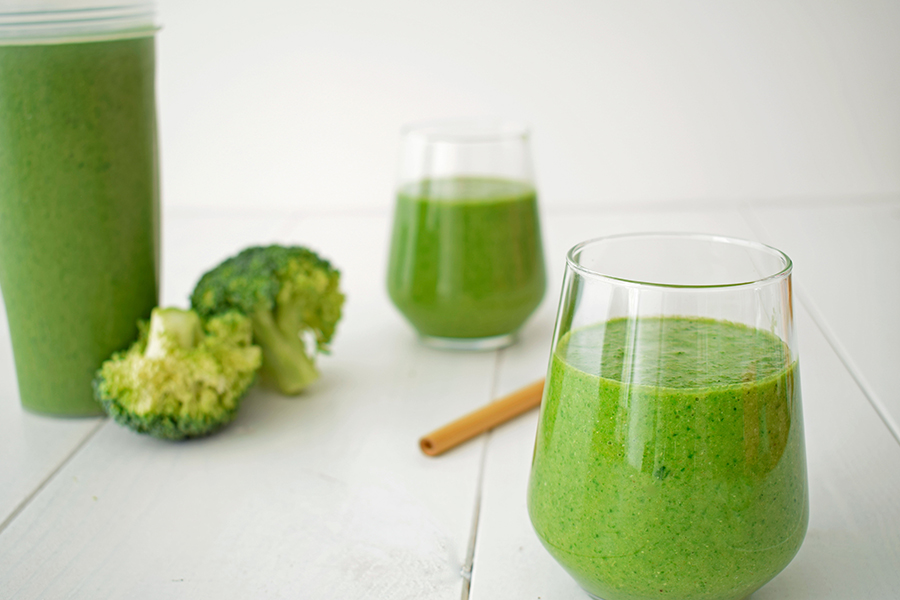 Groene smoothie Clean 9 FitFoodFab